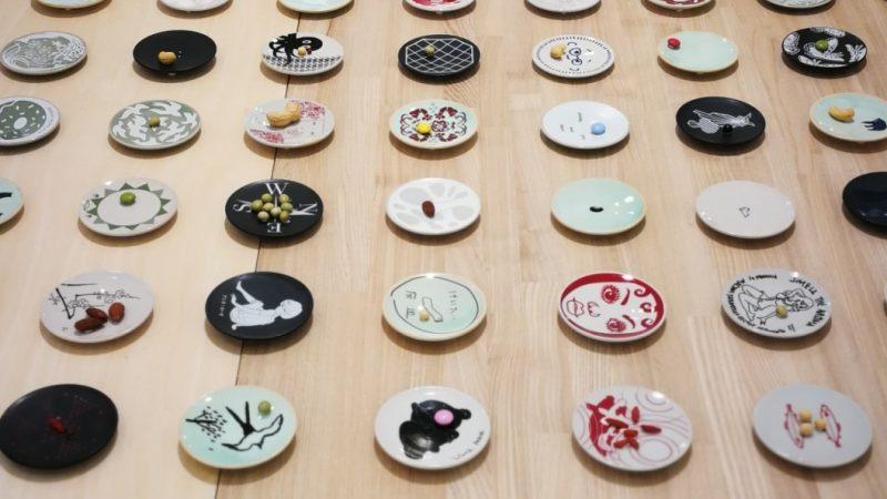 クリエイターと福島の窯元がつくる「大堀相馬焼167のちいさな豆皿」
