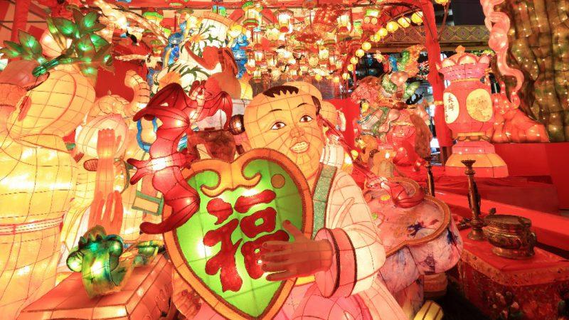 「千と千尋の神隠し」のような世界が街中に広がる 2019長崎ランタンフェスティバル